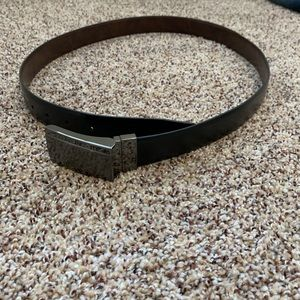 Other - Black and Brown Reversal-able Dress Belt 38.